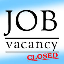 This Job Opening is now closed.